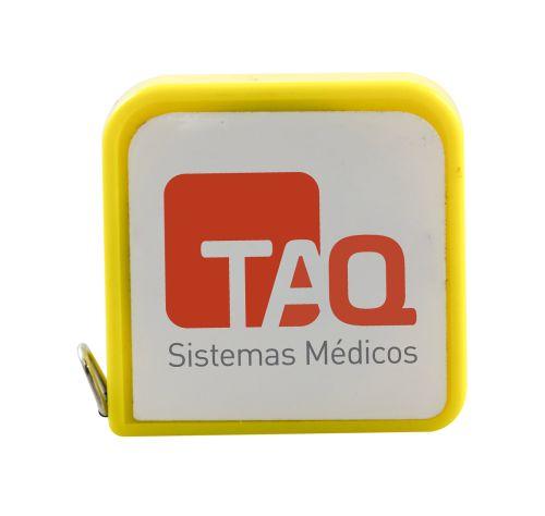 Cinta antropométrica metálica TAQ tipo ROSSCRAFT con escala