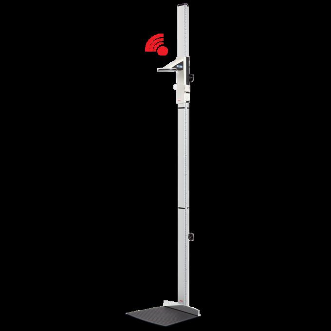 Estadímetro digital inalámbrico marca seca modelo 264