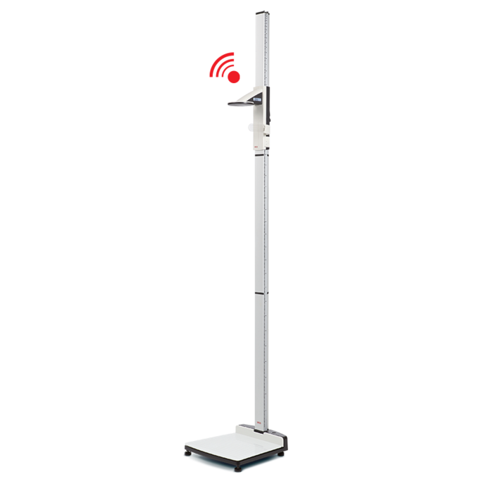 Estadímetro digital inalámbrico marca seca modelo 274