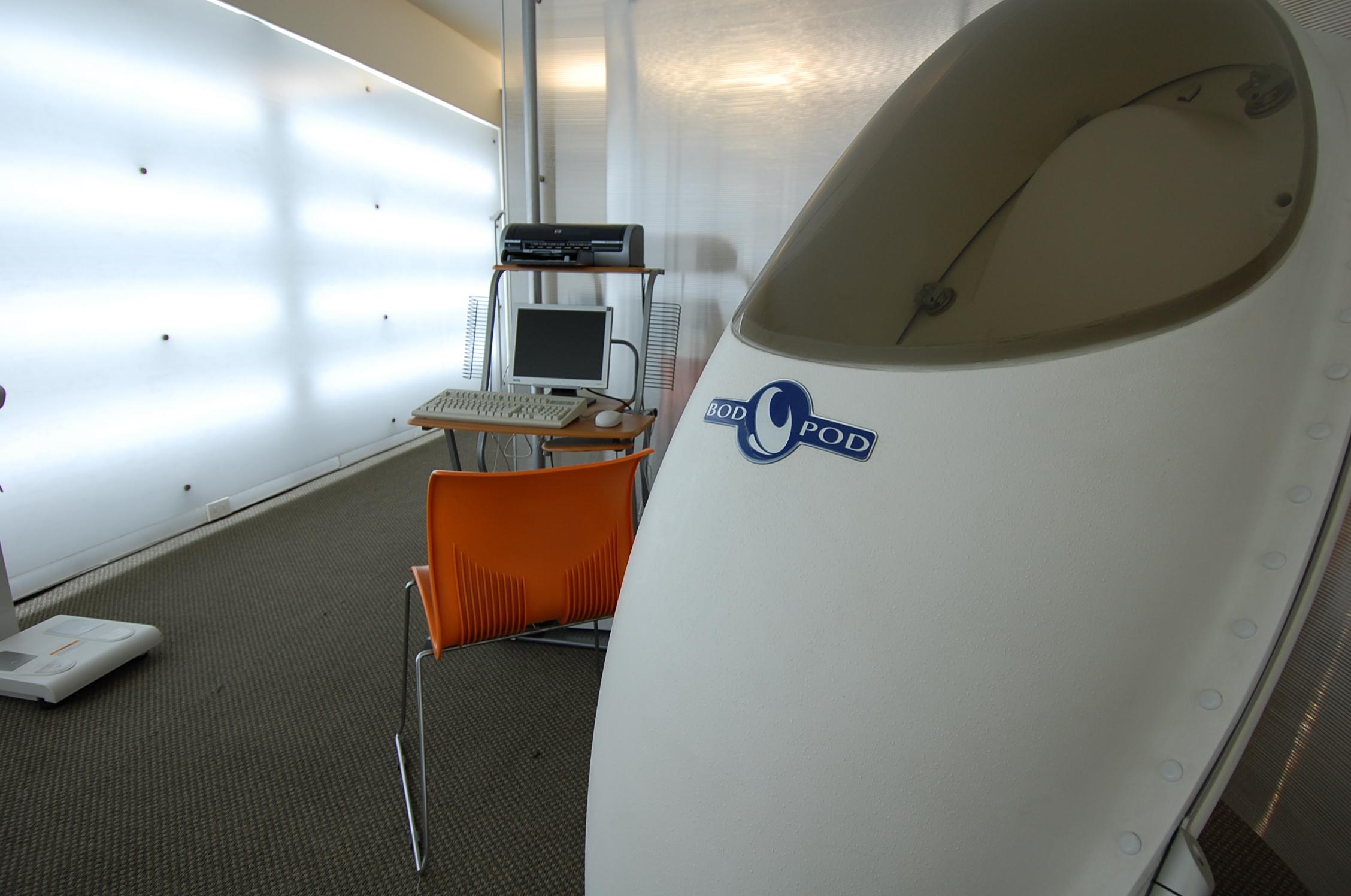 Centro de revalado de composición corporal