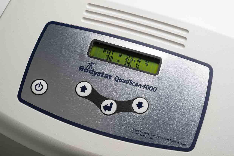 Bodystat Quadscan 4000