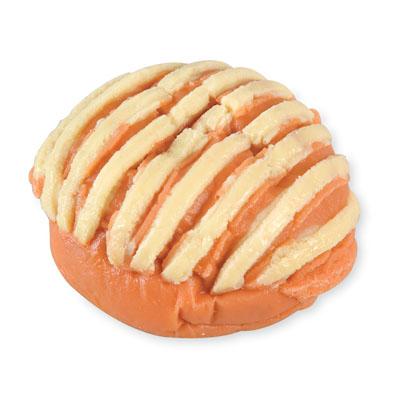 Réplica de pan dulce Concha Nasco