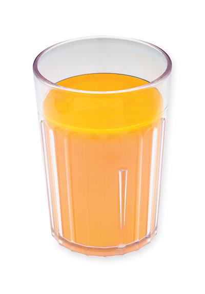 Réplica de jugo de naranja 180 ml. Nasco