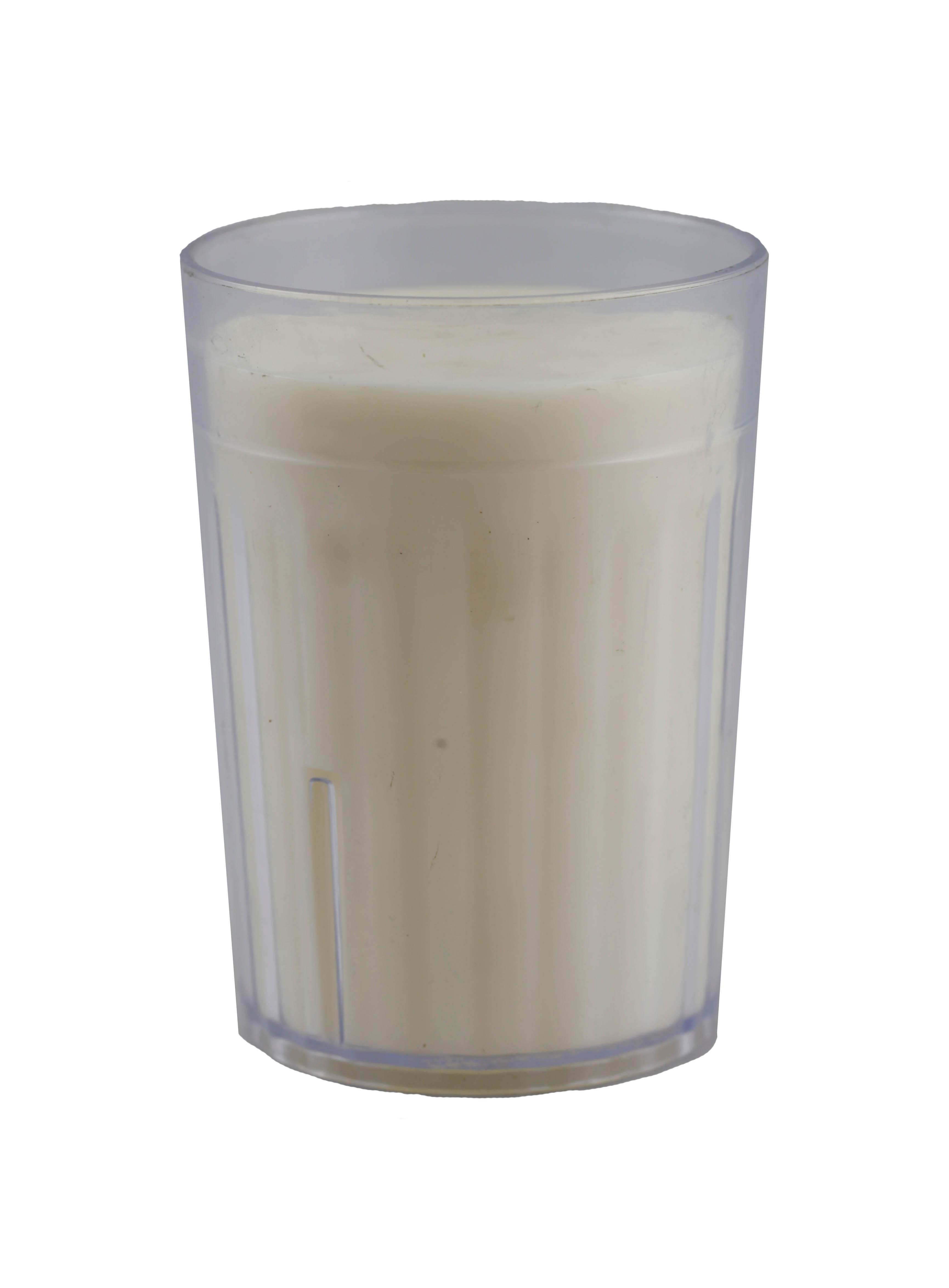Réplica de vaso con leche Nasco