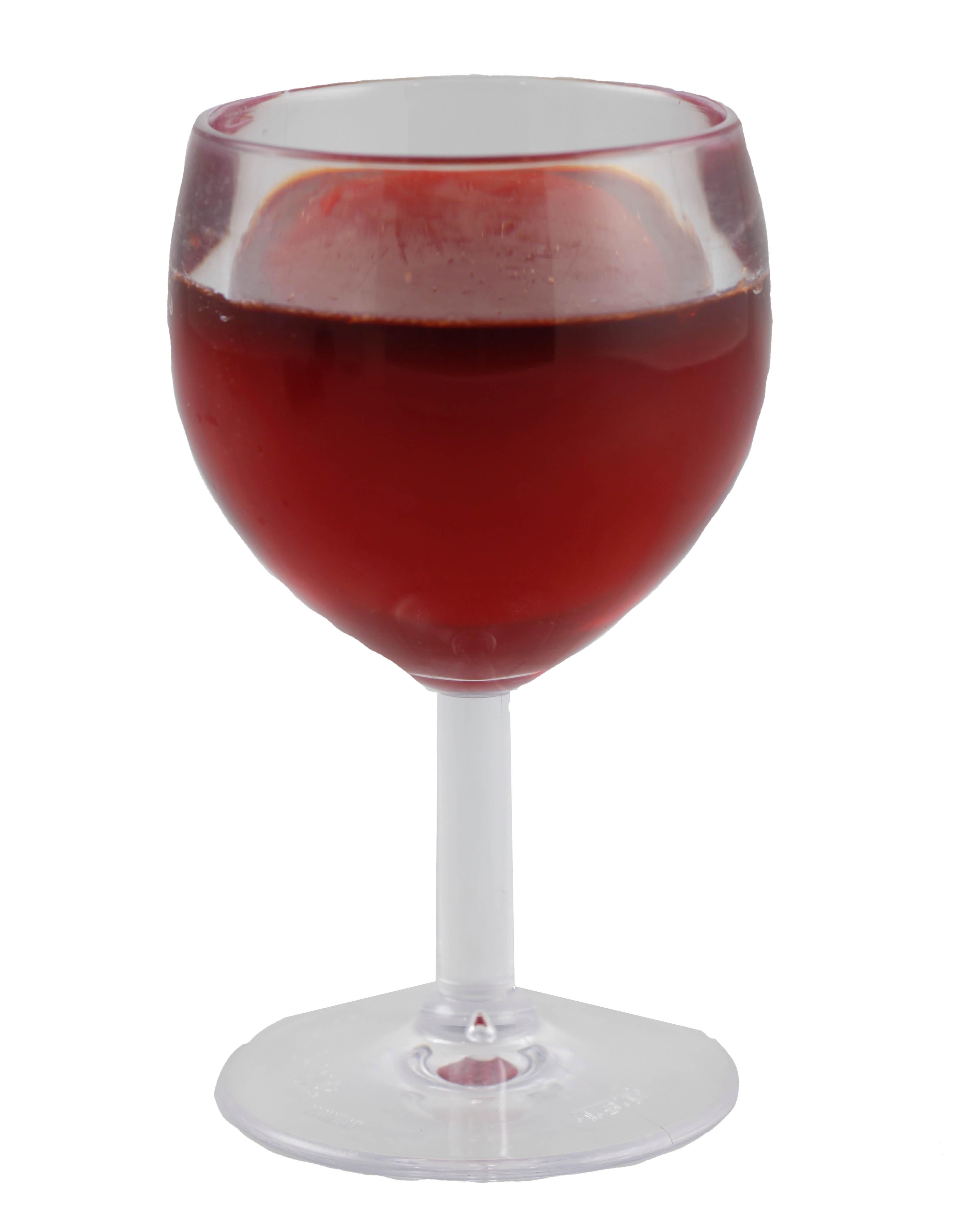 Réplica de vaso de vino tinto Nasco