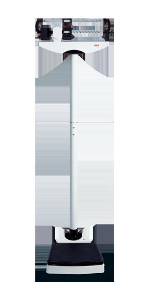 Báscula de columna mecánica marca seca modelo 700