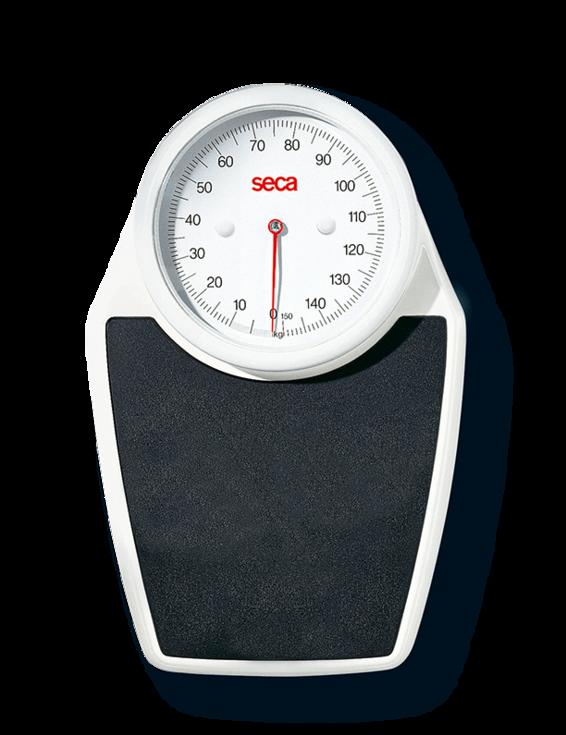 Báscula de piso mecánica marca seca modelo 762