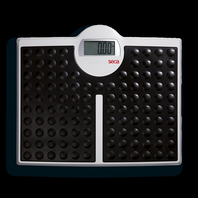 Báscula de piso digital marca seca modelo 813