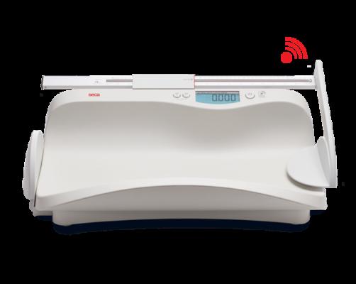Báscula pediátrica digital con estadímetro seca 374