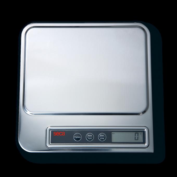 Báscula para órganos digital marca seca modelo 856