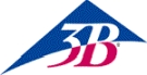 3b scientific logo
