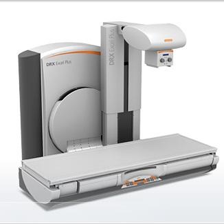 Carestream Equipo de fluoroscopia DRX Excel Plus
