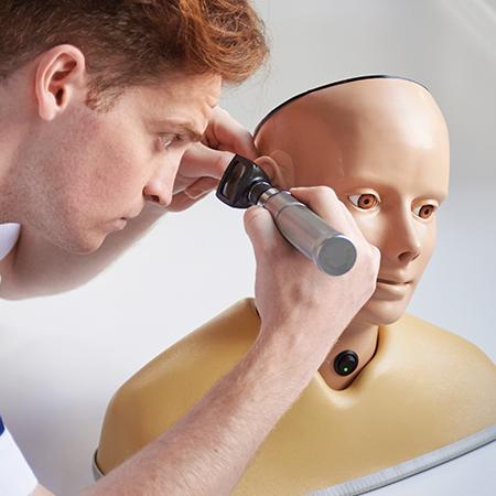 Entrenador digital de examen de oído adam rouilly