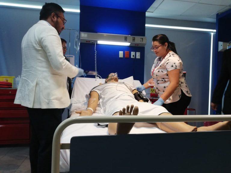Maniquie laerdal para enseñanza médica