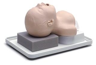 Cabeza de intubación neonatal Laerdal